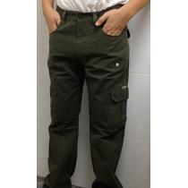 Calça Masculina Modelo Cargo Tmb Tamanho Grande 36 Ao Nº 58