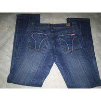 Calça Jeans Feminina Mango M.g.n Tamanho 36