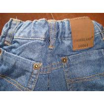 Calça Jeans Infantil Masculina Tam 12 Meses Marca Timberland