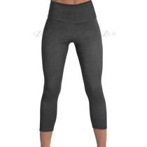 Calça Legging Cós Alto Em Malha Jeans,varios Tamanhos E Cor