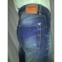 Calça Jeans Italiana Dsquared2 - W31xl32 - Rara - 40 Brasil