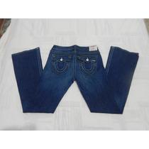 Calça Jeans True Religion Nova, Import. Tam.38 R39