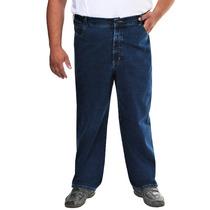 Calça Jeans Masculina Plus Size Até Nº 68 Frete Grátis