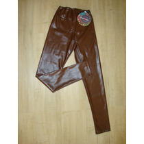 629-calça Biamar Couro Vegetal