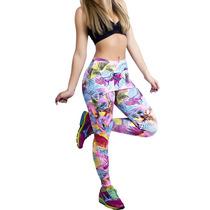Calças Legging Lisas E Estampadas Femininas Ótima Qualidade!