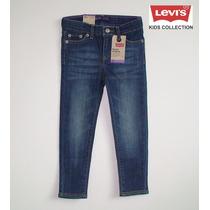Calça Denim Legging 535 Levis Kids