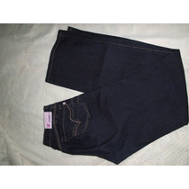 Calça Jeans Sawary Barra Trompete Tamanho 44