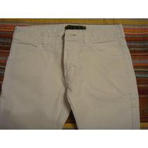 South Calca Jeans Branca Tam. 38 Basica