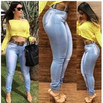 Calça Jeans Feminina M. Rosa C. Klein Colcci Levanta Bumbum