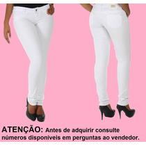 Sawary Calça Jeans Feminina Skinny 235302 Promoção Sem Juros