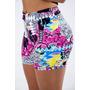 Kit Com 10 Shorts Fitness - Revenda