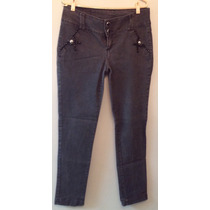 Calça Jeans Cinza - Strawaso