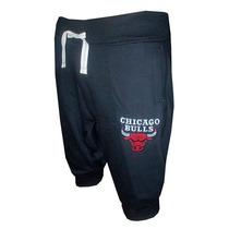 Bermuda Saruel Adidas Chicago Bulls Preto Original