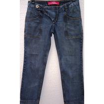 Diferenciado Jeans Original Dkf - Tam 40/42