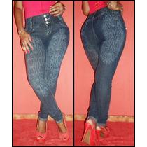 Calça Jeans Feminina Lady X- Linda E Sensual