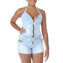 Calça Jeans Sawary Modela Bumbum Com Bojos E Elastano