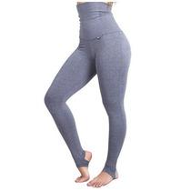 Calça Legging Modeladora Com Pezinho (mescla) Ref: C09