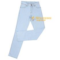 Calça Jeans Masculina Cowboy Cut Stretch Delavê - Tassa