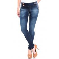 Calça Cintura Média Biotipo 17630 Kalbatt Jeans
