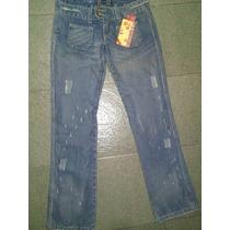 Calça Jeans Feminina Canal Da Mancha Tam 42 Nova Baratinha!!