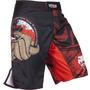 Bermuda Venum Fightshorts Muay Thai Mma Thai Crimson Viper