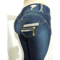 Calça Jeans Afront Estilo Pitbull Tamanhos 36 E 38