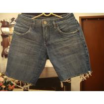 Espaço Fashion Bermuda Short Jeans Tam. 38