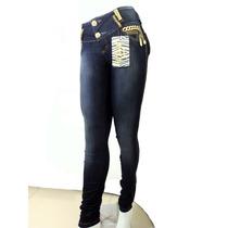 Calça Pit Bull Jeans Com Bojo Panicat + Frete Grátis
