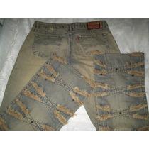 Calça Jeans Flare Byzance Tamanho 44