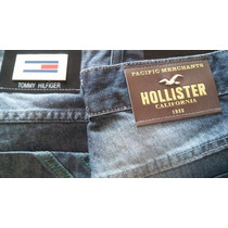 Calça Jeans Tommy, Calvin Klein, Hollister, Abercrombie