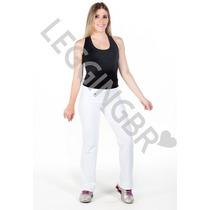 Bailarina Enfermeira Cós Duplo Leggingbr