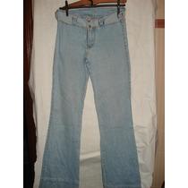 Calça Jeans Com Lycra Da Loony Tam 38