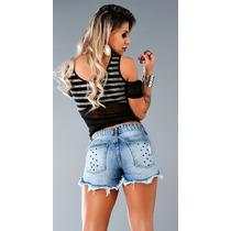 Lipsoul Lipsy Girls Short Jeans