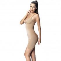 Body Modelador Com Bojo E Alças Removíveis Lupo