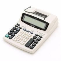 Calculadora De Mesa Elgin Ma5121 Bobina 12 Dígitos #v50u