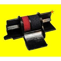 Rolete Tinta Bicolor Calculadora Sharp El 2630 Ir40t