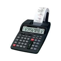 Calculadora Casio 12 Dígitos Hr100tm C/fonte 110/220v