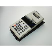 Antiga Calculadora Mesa Bobina Pq Dismac 110mp - Restauro