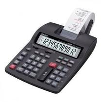 Calculadora De Mesa (bobina) Casio Hr-150tm-bk + Fonte