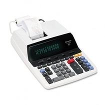 Calculadora De Mesa Sharp El-2630 110/220v