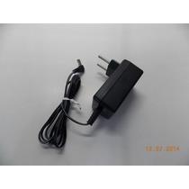 Fonte 6v - 110/220v - Para Calculadoras Casio / Sharp