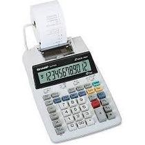 Calculadora Sharp Impressora Eletronica El-1750v