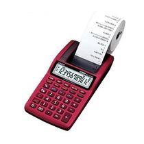 Calculadora Casio Hr-8tm Impressão - Vermelha - Nota Fiscal!