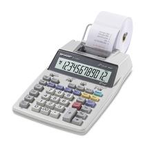 Calculadora De Mesa Sharp El 1750v Com Bobina