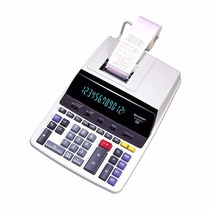 Calculadora Sharp De Mesa Com Bobina El-2630p Iii 110v