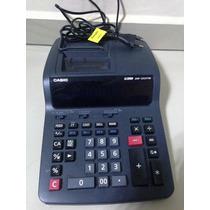 Calculadora De Mesa Casio Dr 120 Tm No Estado