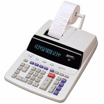 Calculadora De Mesa Sharp 14 Dígitos Cs4194hc