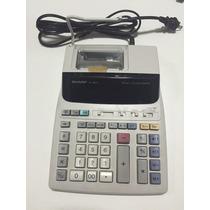 Calculadora Sharp 12 Dígitos El 1801v Original 3 Meses Uso
