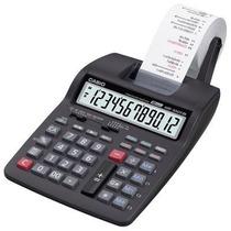 Calculadora De Mesa C/bobina(12 Digitos) Hr100tm Kt Casio Cx