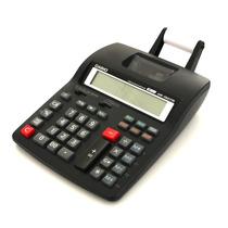 Calculadora Bobina De Mesa Com Impressão Casio Hr-150tm
